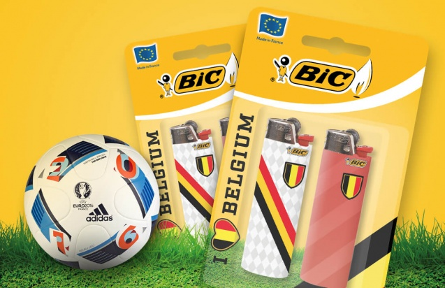 BIC Loves Belgium, Belguim Loves BIC